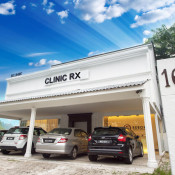 Clinic RX - Outdoor Front View