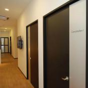 Clique Clinic - Corridor View