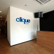 Clique Clinic - Reception Area