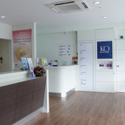 Dr Ko Clinic (Johor) - Reception Area