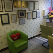 Dr Sharifah Women's Specialist Clinic - Consultation Room Certificates
