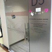 Dr Sharifah Women's Specialist Clinic - Entrance