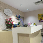 Dr Sharifah Women's Specialist Clinic - Reception Area