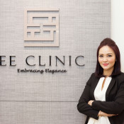 EE Clinic - Dr. Ee with the logo