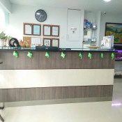 Elements Dental Clinic - Reception Area