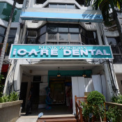 iCare Dental (Damansara Heights) - Entrance