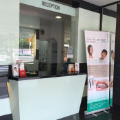 iCare Dental (Bandar Mahkota Cheras) - Reception Area