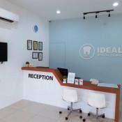 Ideal Clinic - Reception Area