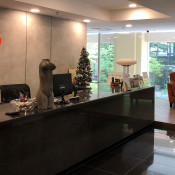Kalo Cosmetic Surgery - Reception Area