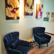 Klinik Stellar - Waiting Area