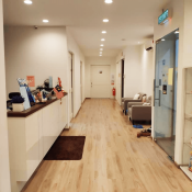 Lau Dental Clinic & Surgery - Walkway