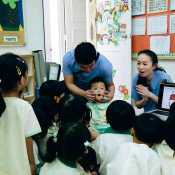 Oasis Dental Ara Damansara - Children dental health education