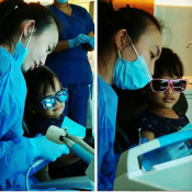 Oasis Dental Ara Damansara - Kids patient