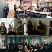 Oasis Dental Ara Damansara - Sharing session with dental students from the International Medical University (IMU).