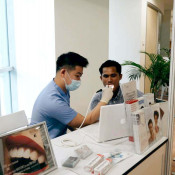 Oasis Dental Ara Damansara - Raising awareness on the importance of dental and gum health