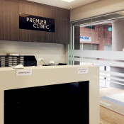 Premier Clinic (KL City) - Reception Counter