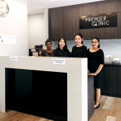 Premier Clinic (KL City) - Reception Area