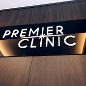 Premier Clinic (KL City) - Sign Board