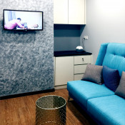 Premier Clinic (KL City) - Waiting Area