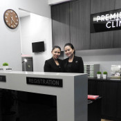 Premier Clinic (Puchong) - Reception Area