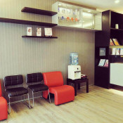 Premier Clinic (TTDI) Waiting Area