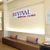 Revival Clinic (JB) - Waiting Area