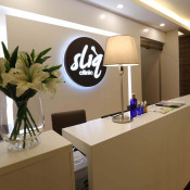 Sliq Clinic - Reception Area