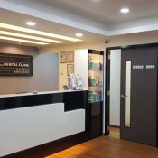 Tiew Dental Clinic (Sg. Long) - Reception Area
