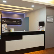 Tiew Dental Clinic (Taming Jaya) - Reception Area