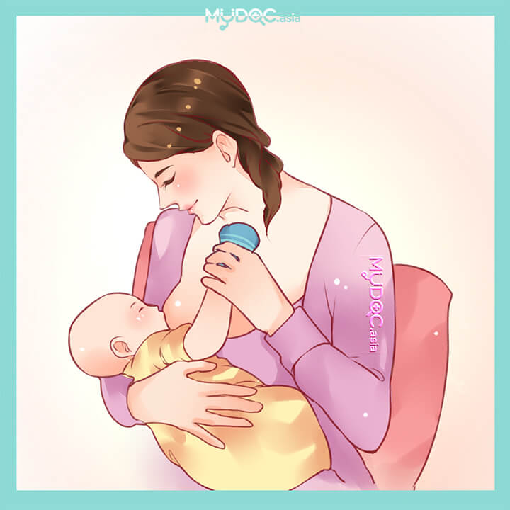 Breastfeeding Support and Counseling